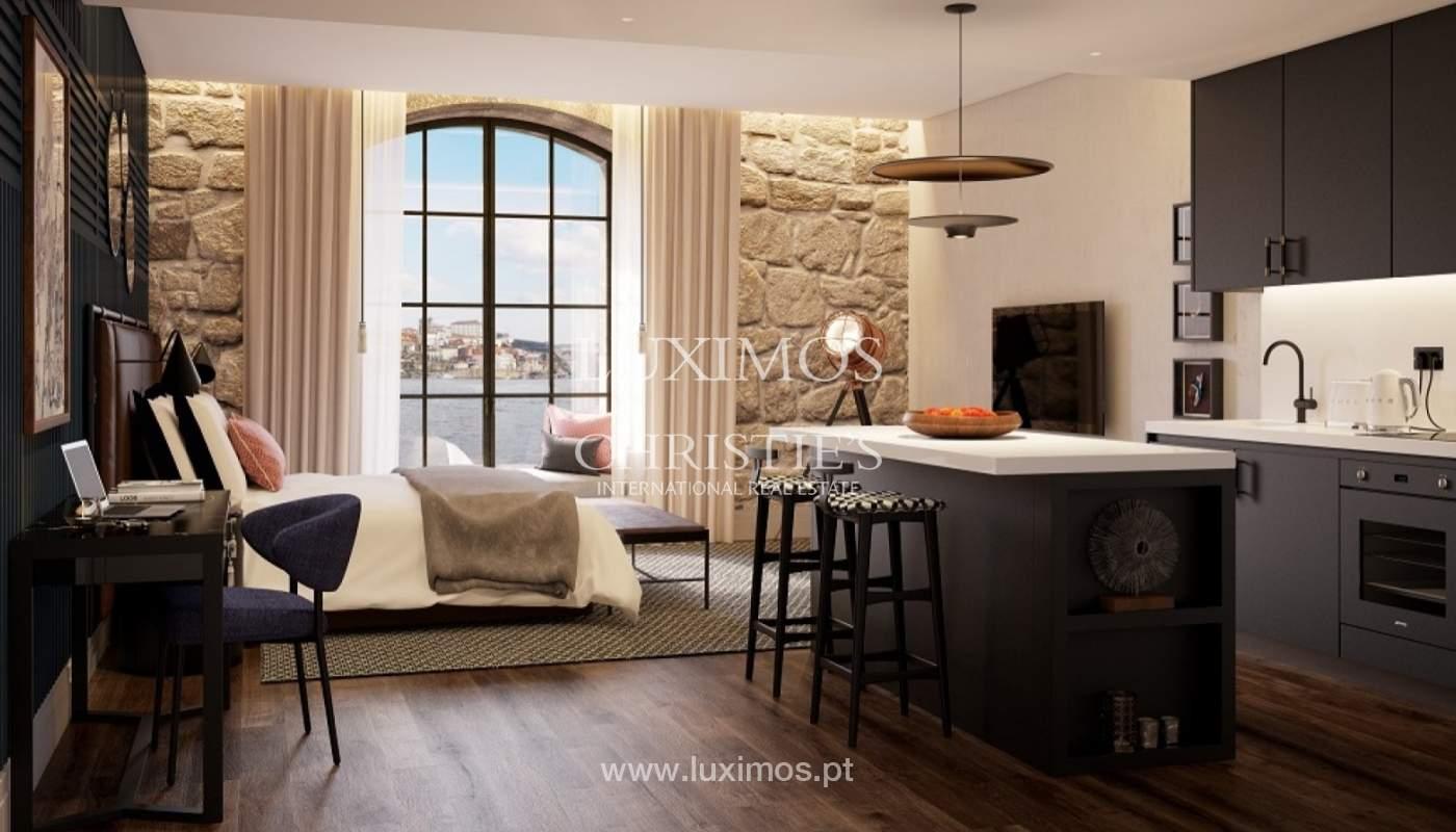 Neue Wohnung mit Blick auf den Fluss, Gaia, Porto, Portugal_90852