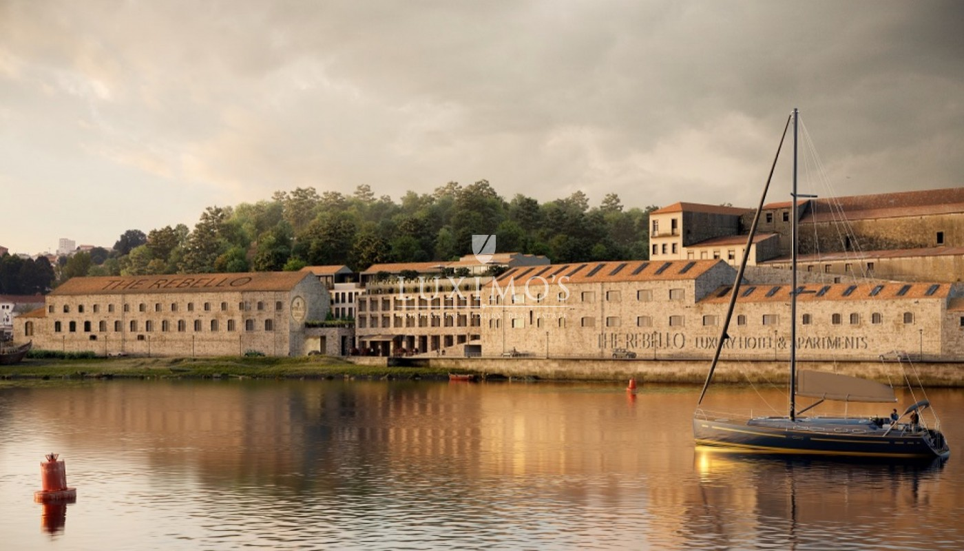 New duplex apartment with river views in Porto, Portugal_90912