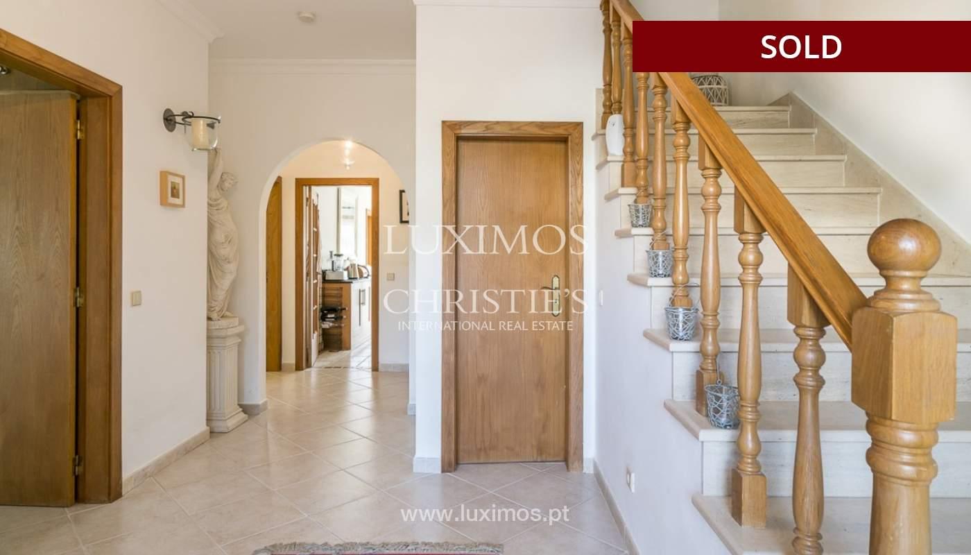 Sale of luxury villa with pool in Almancil, Algarve, Portugal_90995