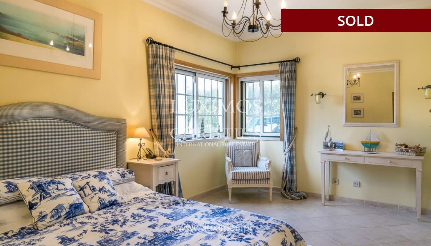 Sale of luxury villa with pool in Almancil, Algarve, Portugal_90996