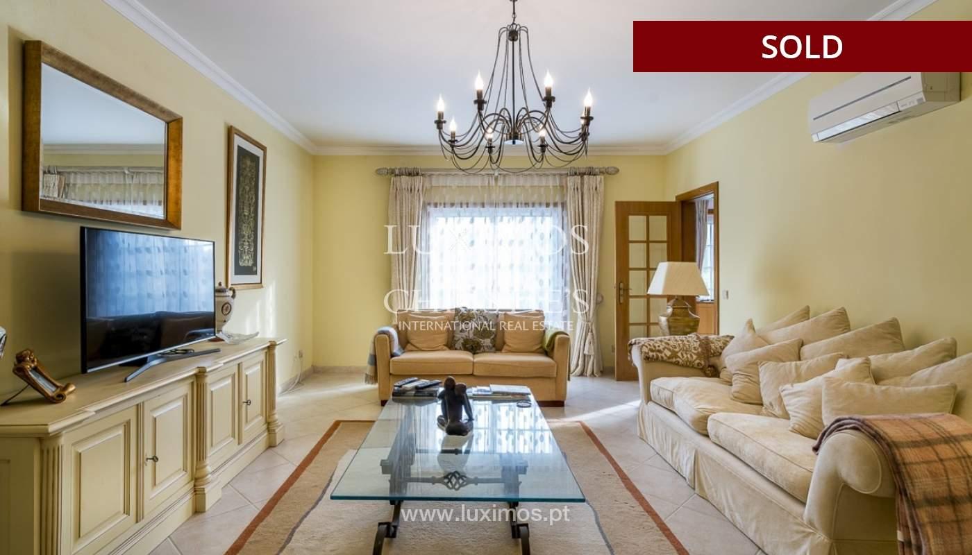 Sale of luxury villa with pool in Almancil, Algarve, Portugal_91001