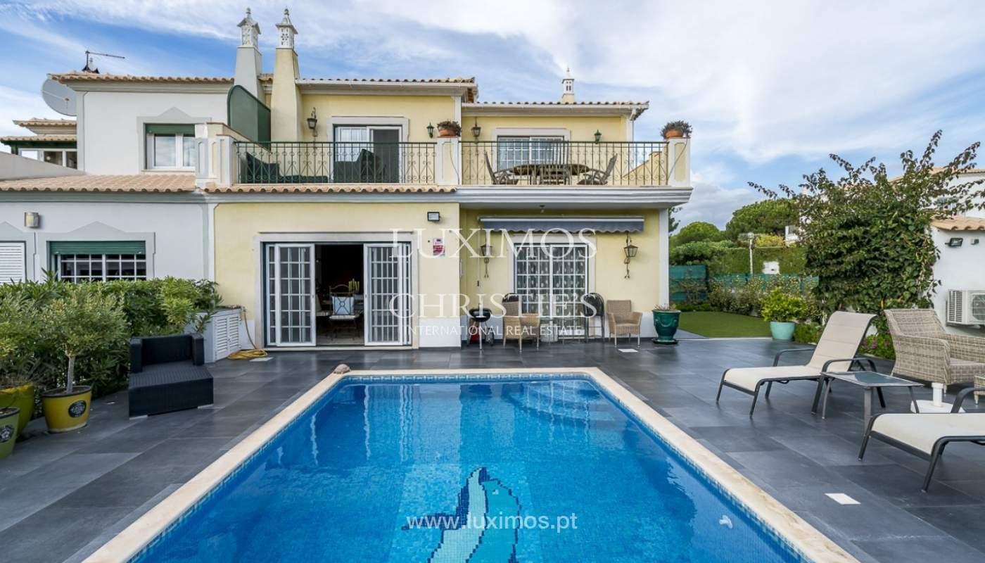 Sale of luxury villa with pool in Almancil, Algarve, Portugal_91005
