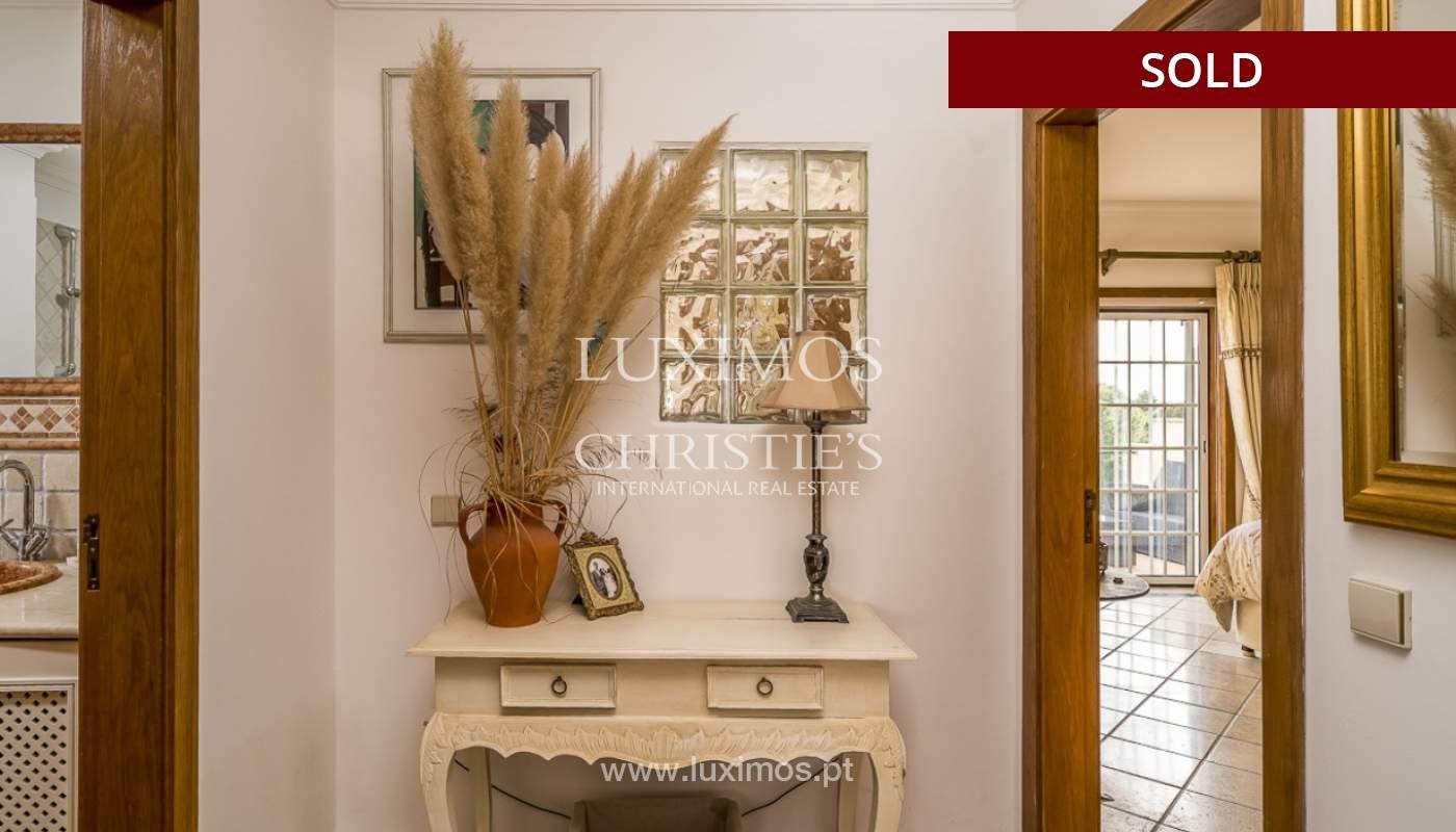 Sale of luxury villa with pool in Almancil, Algarve, Portugal_91011