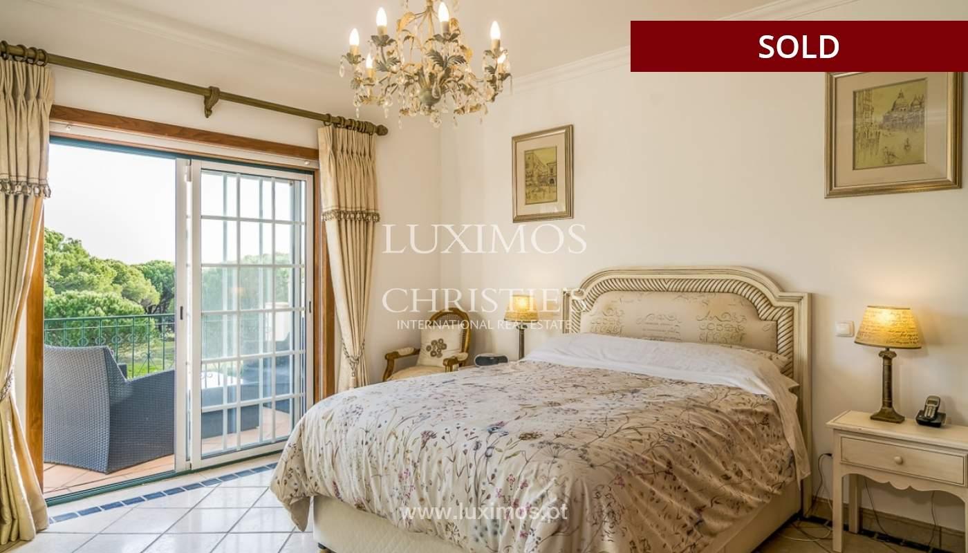 Sale of luxury villa with pool in Almancil, Algarve, Portugal_91012