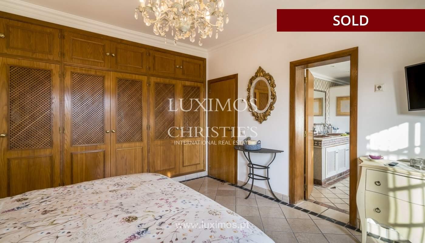 Sale of luxury villa with pool in Almancil, Algarve, Portugal_91016