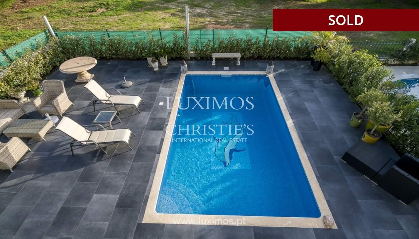 Sale of luxury villa with pool in Almancil, Algarve, Portugal_91019