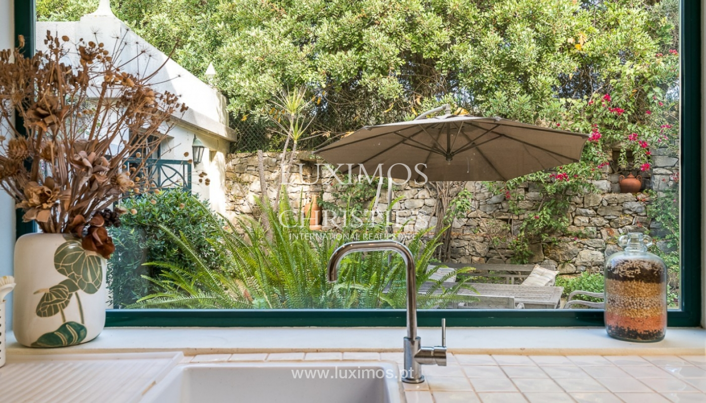 Sale of luxury villa in São Brás de Alportel, Algarve, Portugal_91319