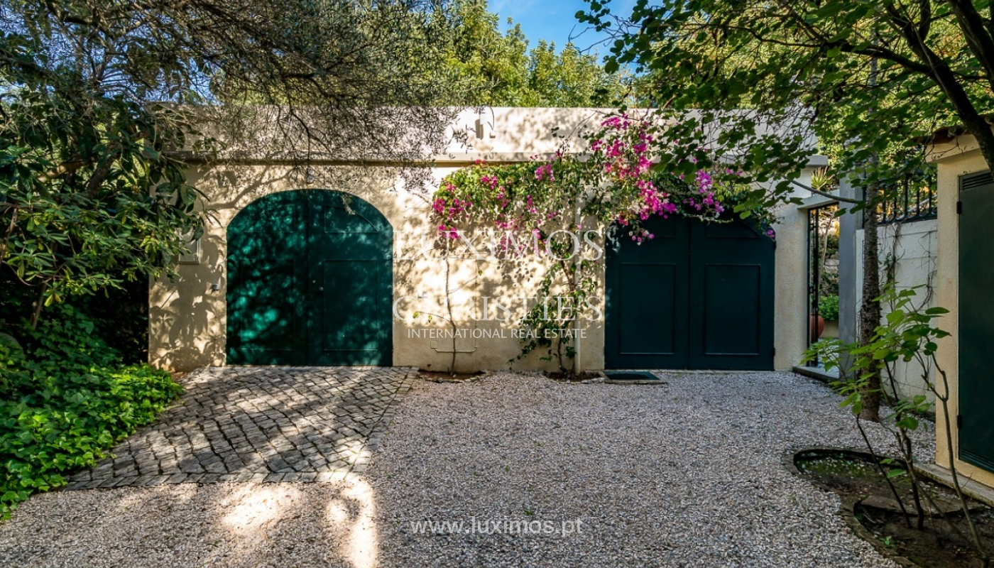 Sale of luxury villa in São Brás de Alportel, Algarve, Portugal_91322