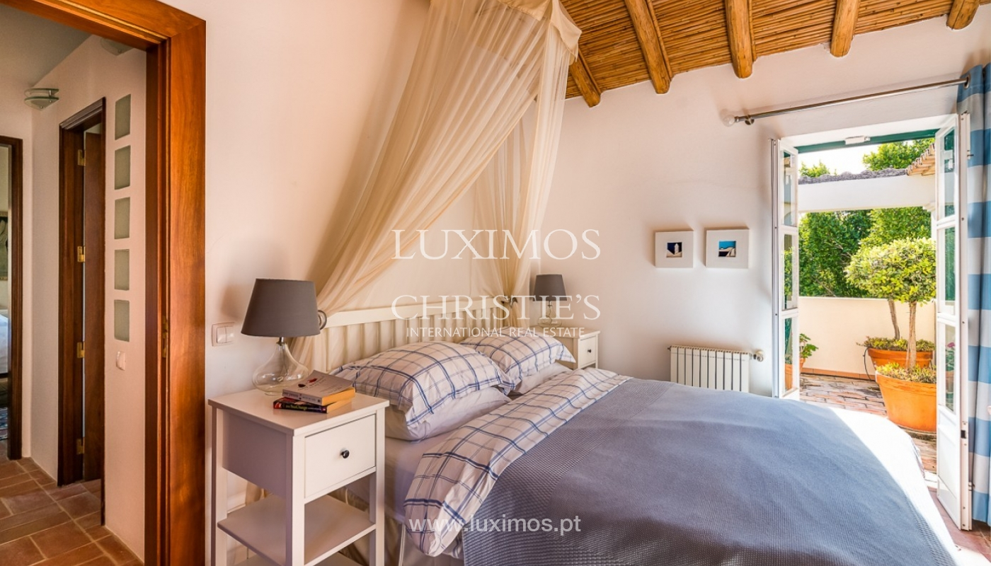 Sale of luxury villa in São Brás de Alportel, Algarve, Portugal_91330