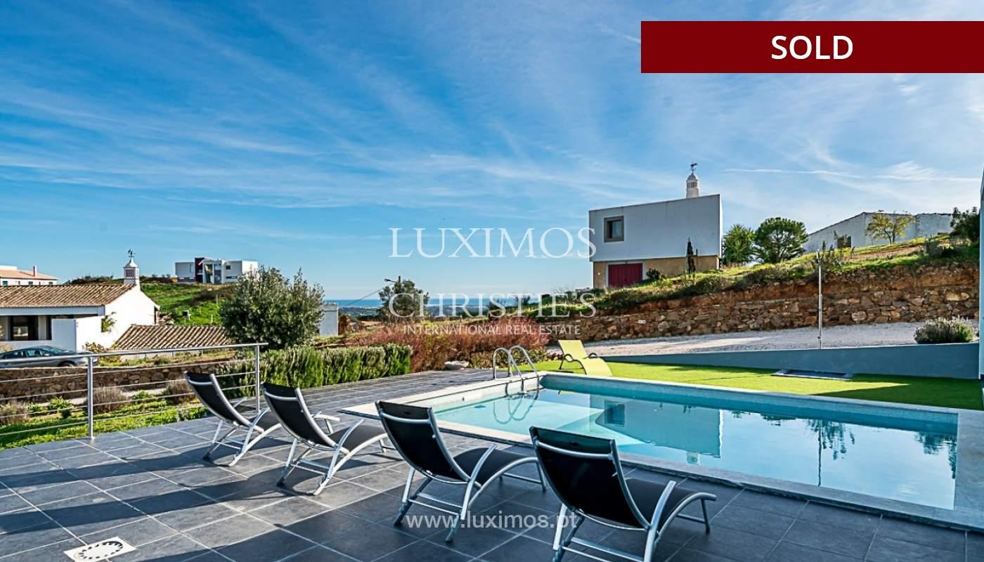 Sale of new villa with sea view in Tavira, Algarve, Portugal_91387