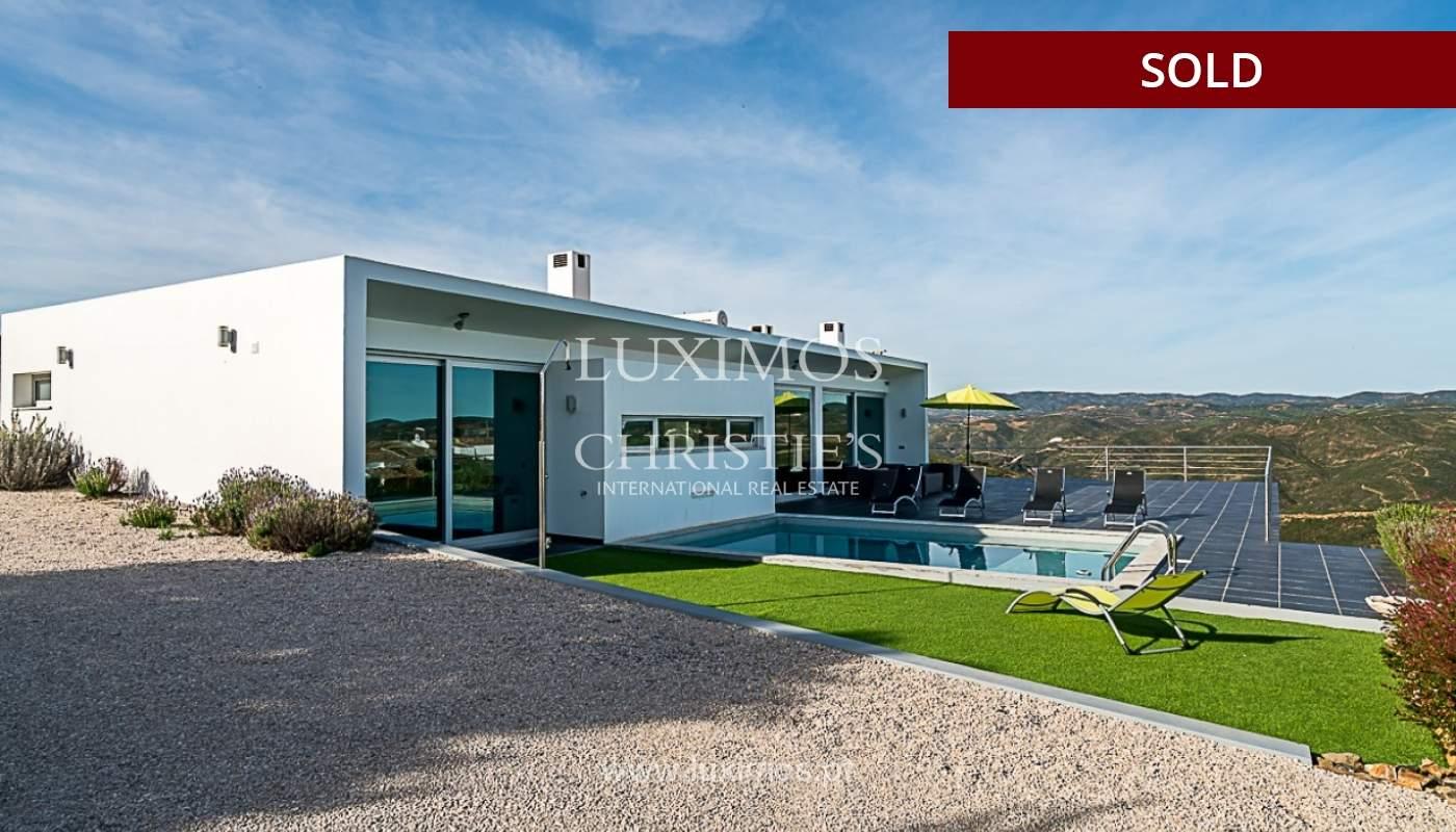 Sale of new villa with sea view in Tavira, Algarve, Portugal_91389