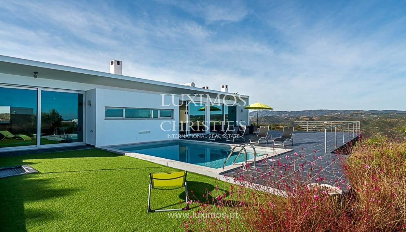 Sale of new villa with sea view in Tavira, Algarve, Portugal_91390