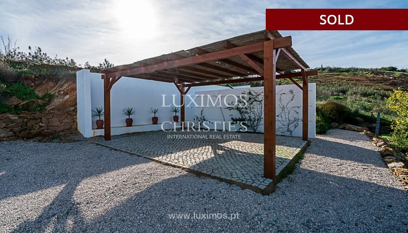 Sale of new villa with sea view in Tavira, Algarve, Portugal_91391