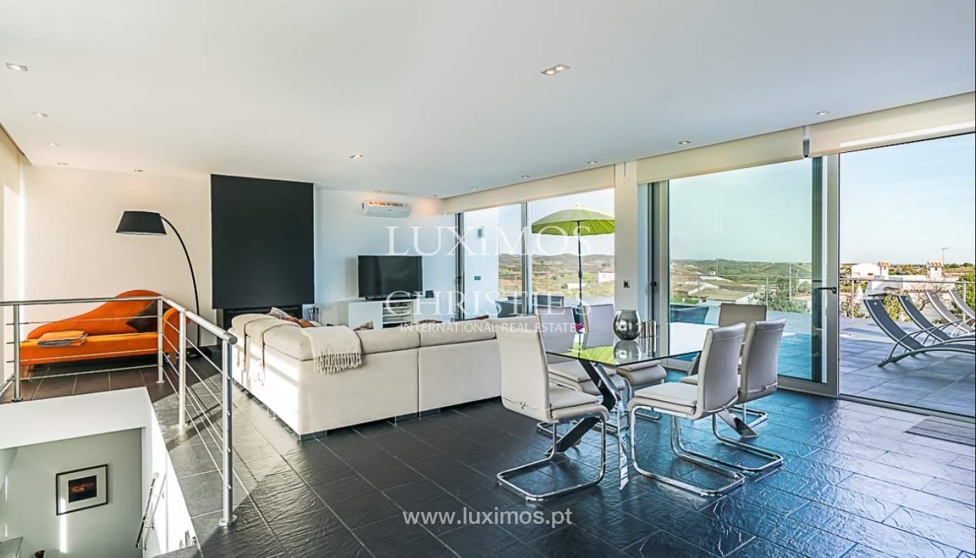 Sale of new villa with sea view in Tavira, Algarve, Portugal_91393