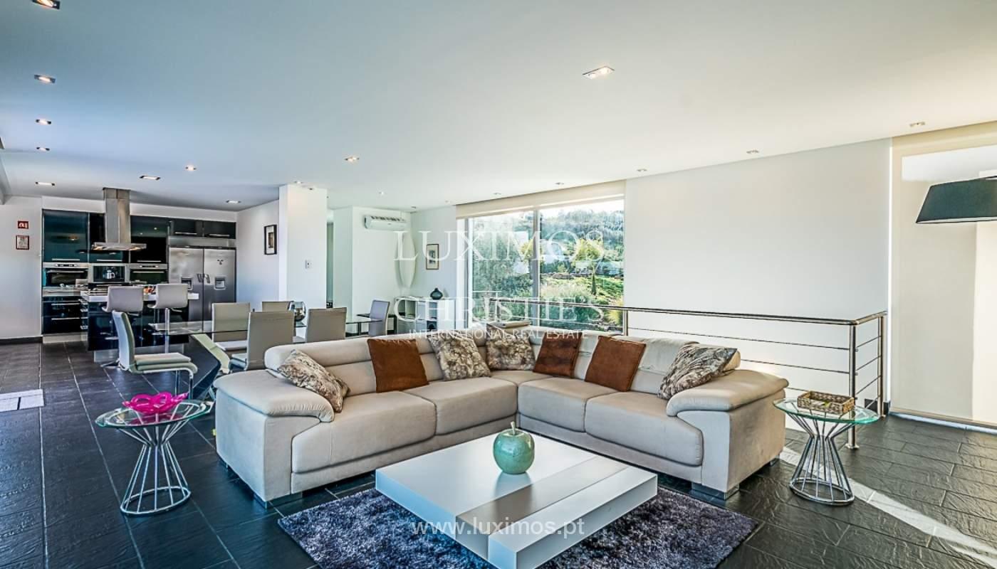 Sale of new villa with sea view in Tavira, Algarve, Portugal_91394