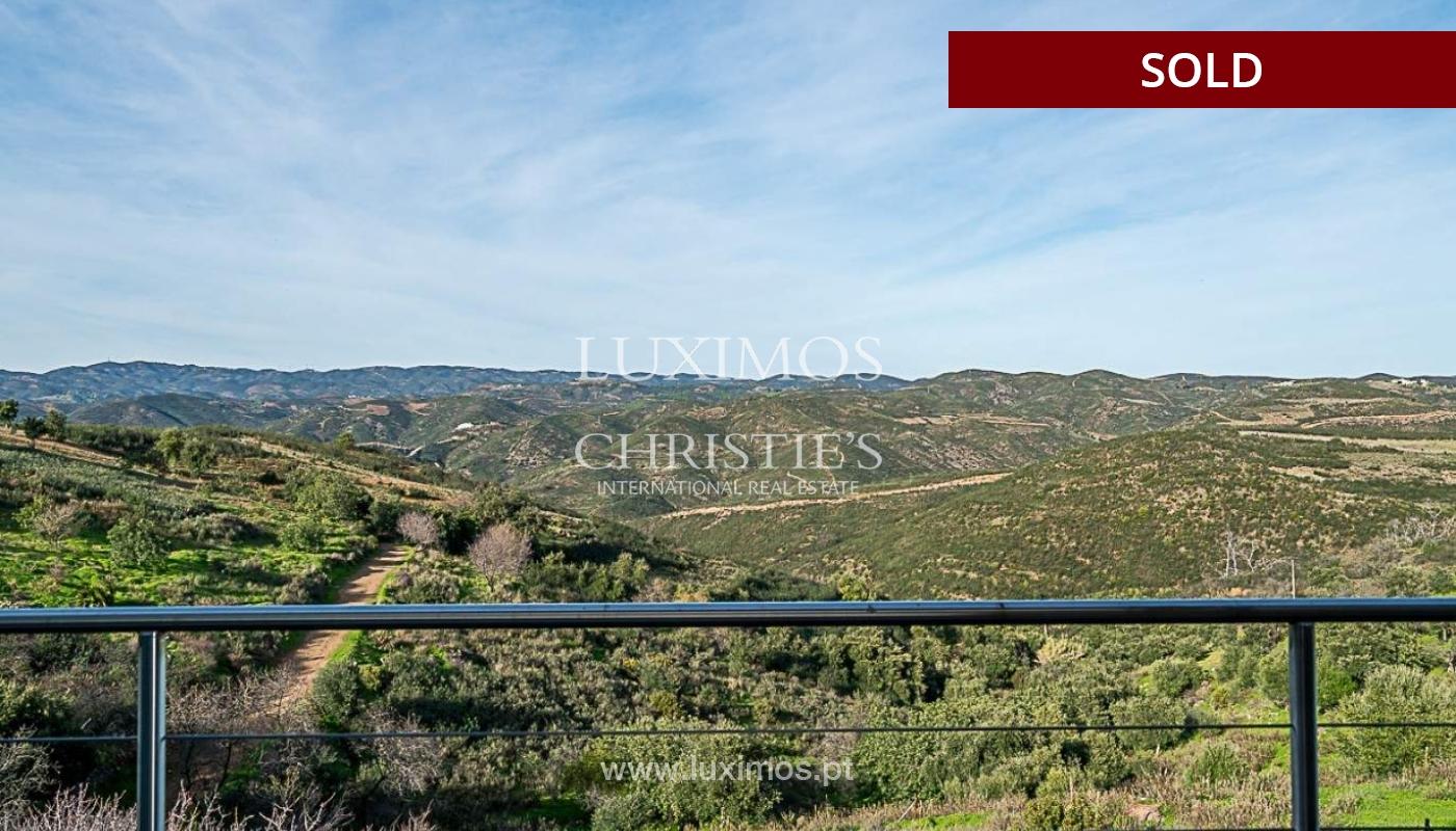 Sale of new villa with sea view in Tavira, Algarve, Portugal_91397