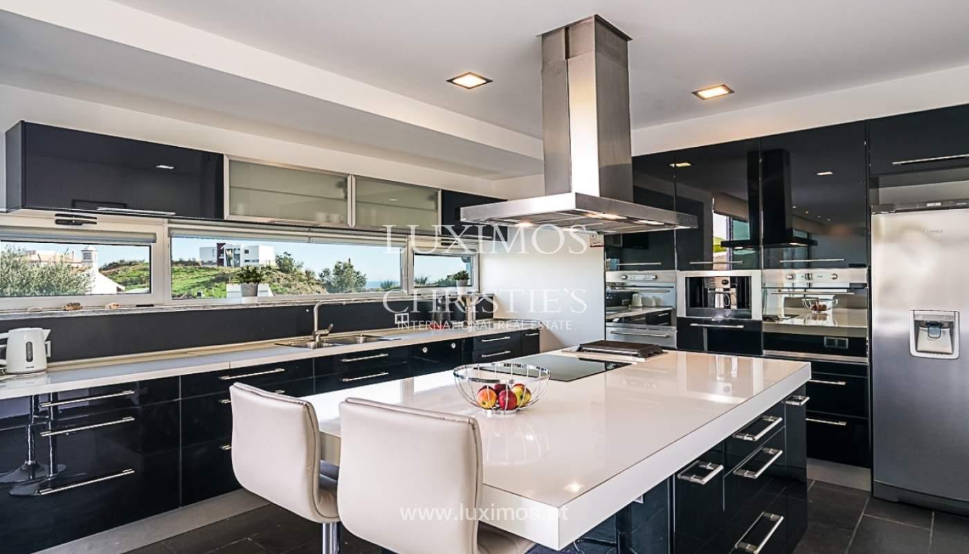 Sale of new villa with sea view in Tavira, Algarve, Portugal_91401