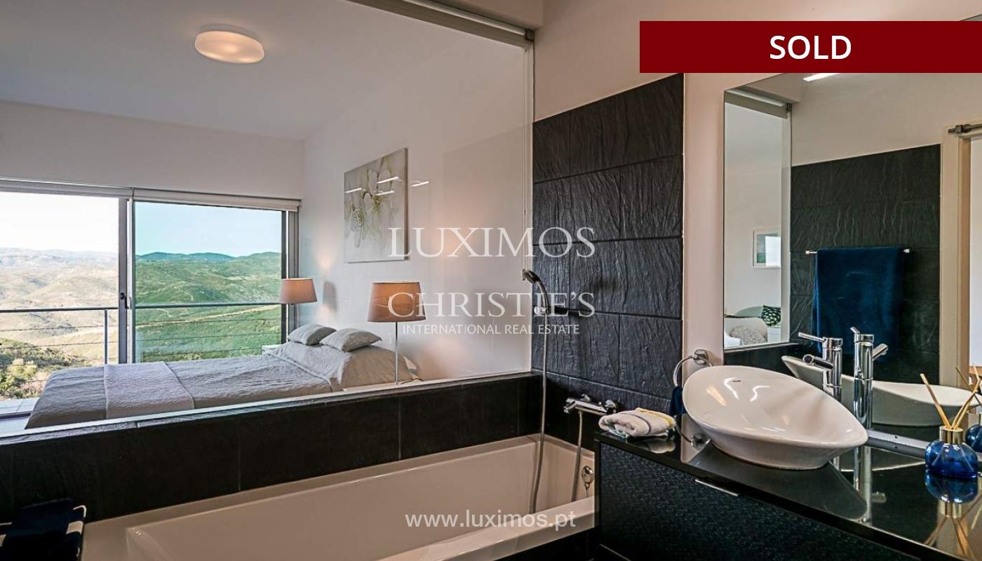 Sale of new villa with sea view in Tavira, Algarve, Portugal_91407