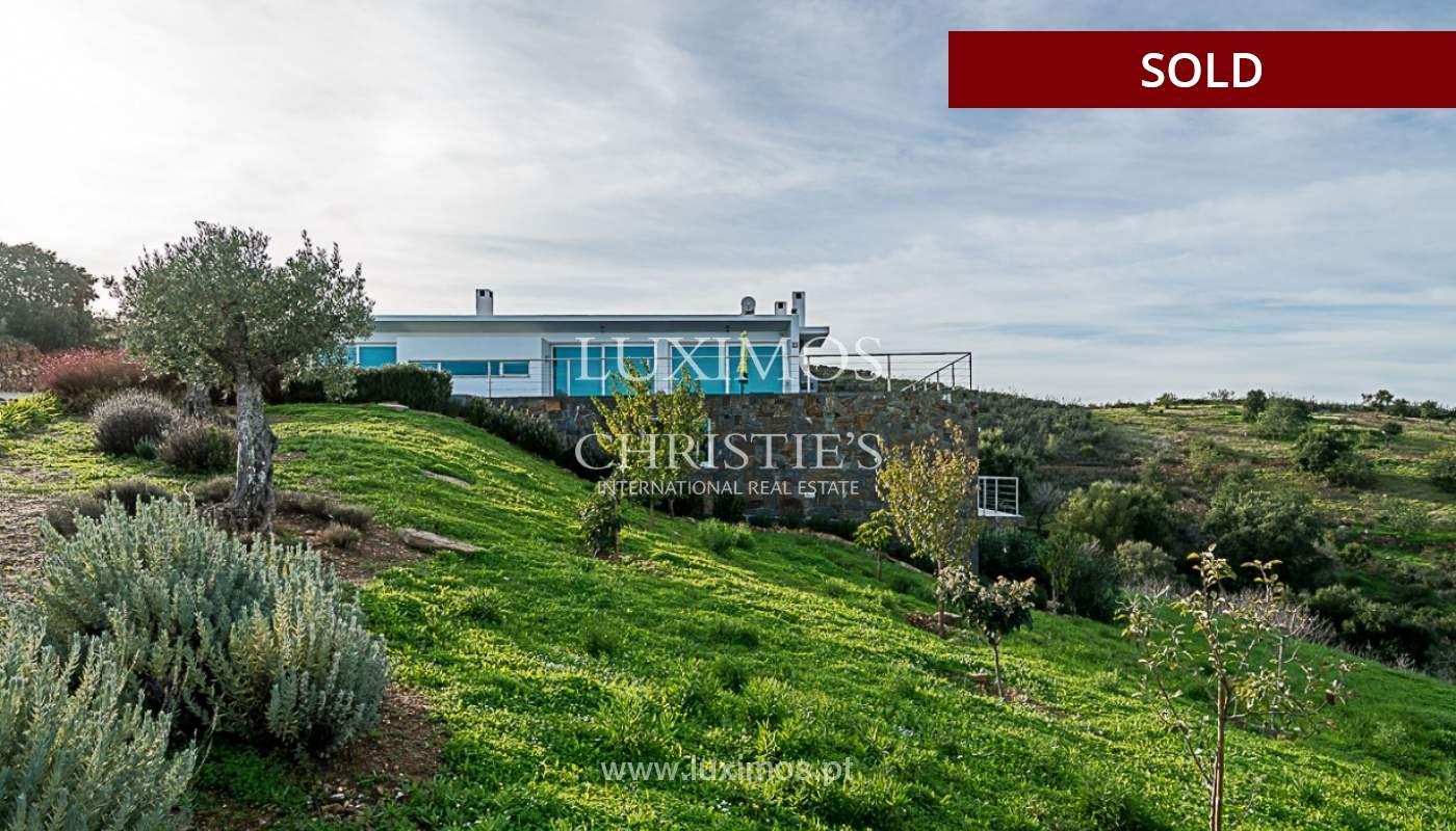 Sale of new villa with sea view in Tavira, Algarve, Portugal_91409