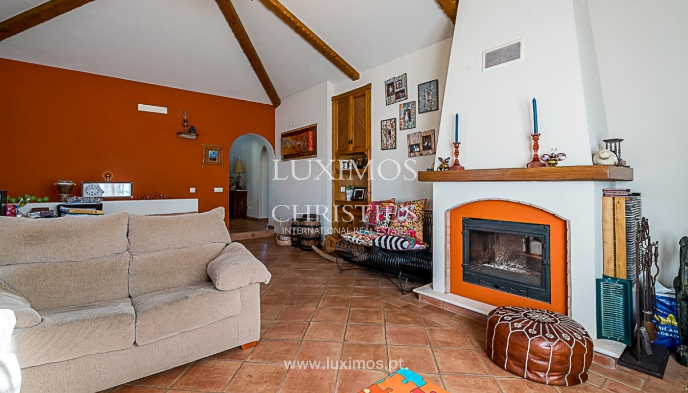 Sale of villa with view to the mountains in Silves, Algarve, Portugal_91459