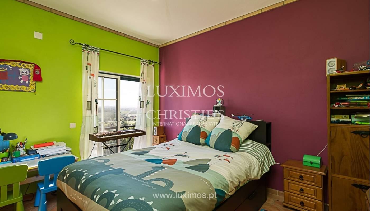 Villa à vendre avec vue sur les montagnes, Silves, Algarve, Portugal_91468