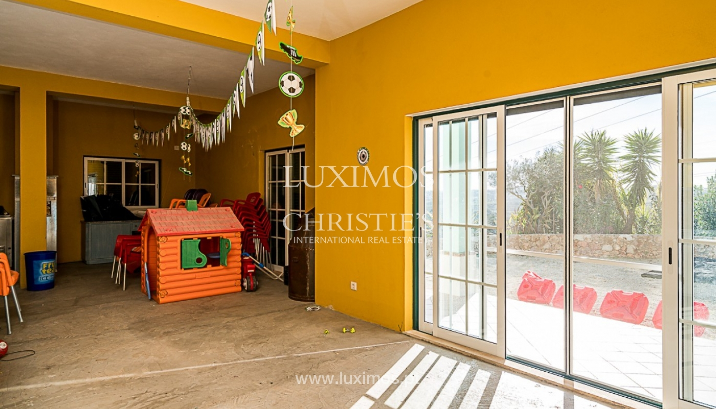 Sale of villa with view to the mountains in Silves, Algarve, Portugal_91474