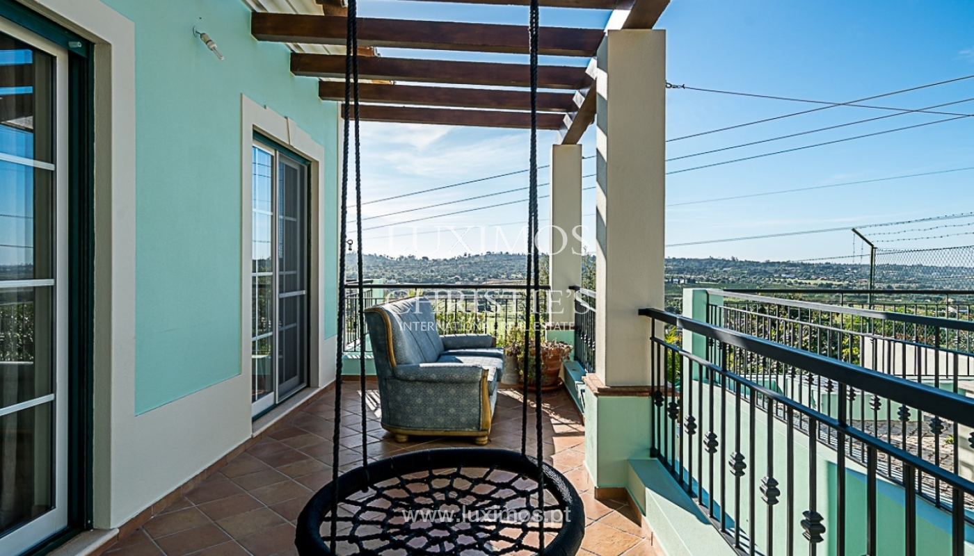Sale of villa with view to the mountains in Silves, Algarve, Portugal_91478