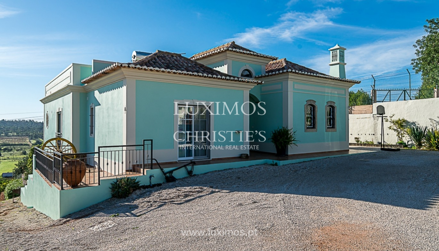 Sale of villa with view to the mountains in Silves, Algarve, Portugal_91481
