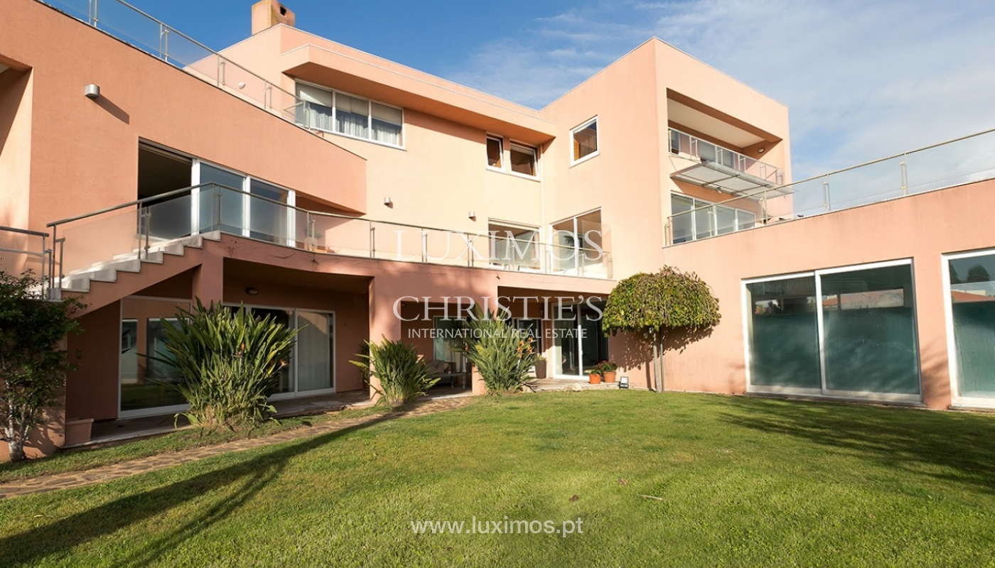 Modern and luxury villa for sale with ocean views, Porto, Portugal_91495