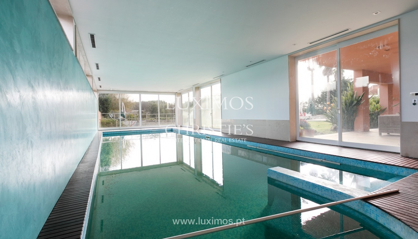 Modern and luxury villa for sale with Ocean views, Porto, Portugal_91503