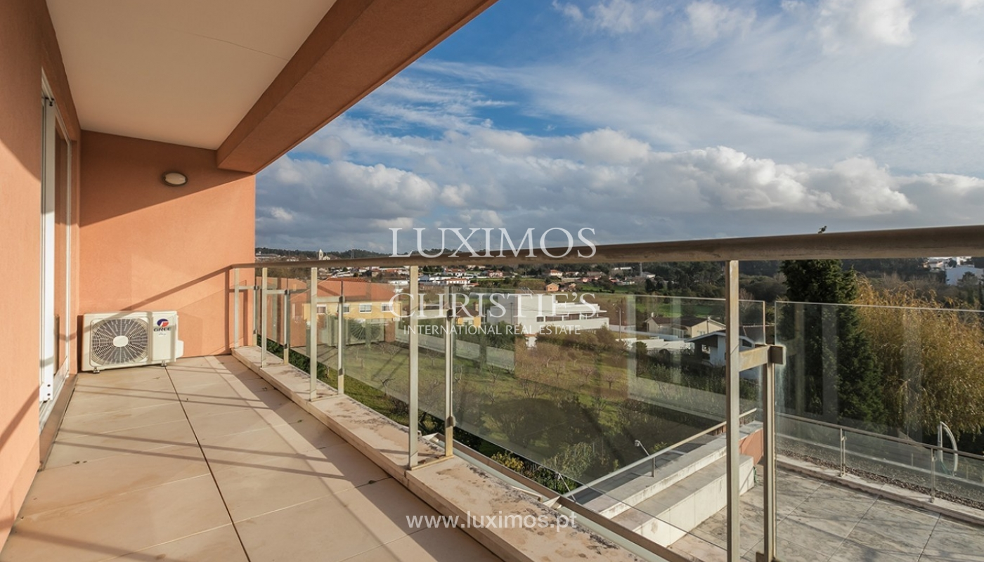 Modern and luxury villa for sale with ocean views, Porto, Portugal_91525