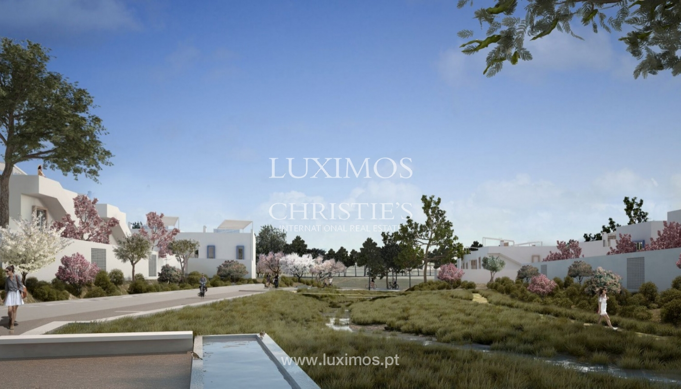 Sale of new modern villa in Vilamoura, Algarve, Portugal_91597