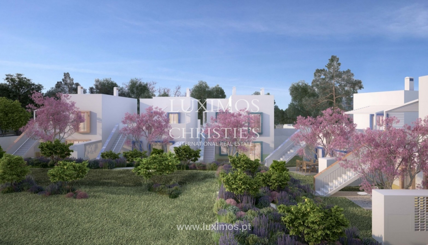 Sale of new modern villa in Vilamoura, Algarve, Portugal_91636