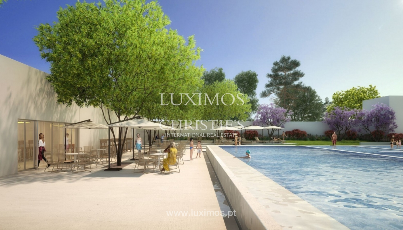Sale of new modern villa in Vilamoura, Algarve, Portugal_91644