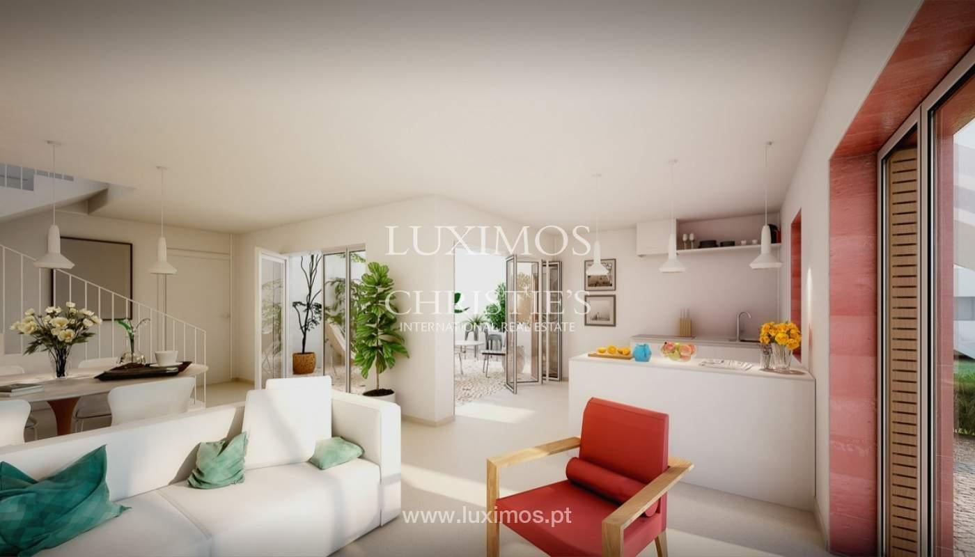 Sale of new modern villa in Vilamoura, Algarve, Portugal_91645