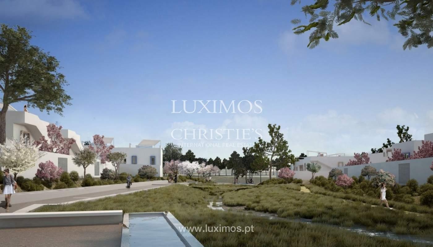 Sale of new modern villa in Vilamoura, Algarve, Portugal_91647