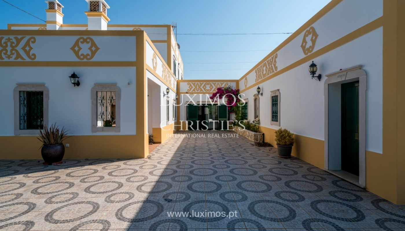 Sale of country house in Loulé, Algarve, Portugal_91717