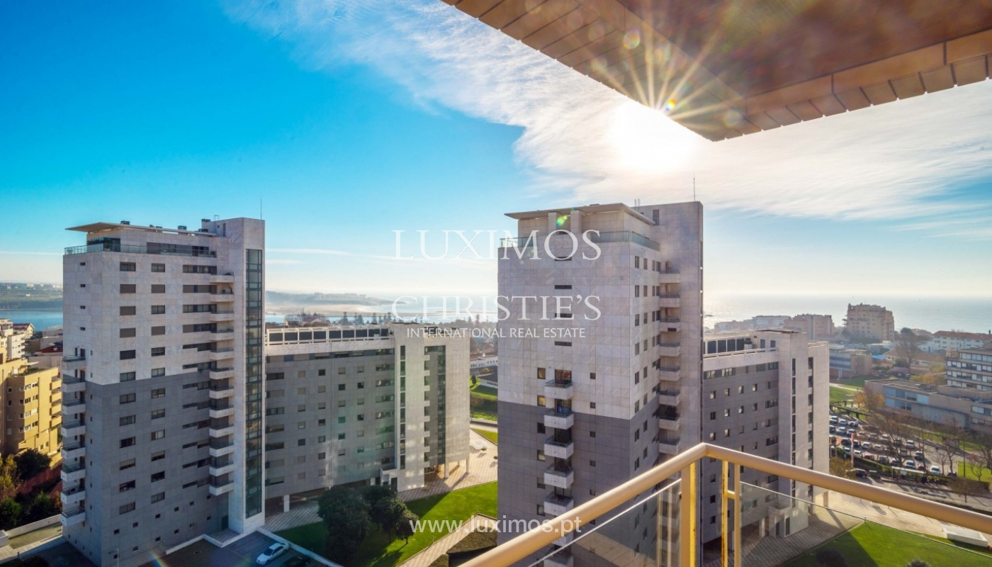 Wohnung mit fantastischer Aussicht in Foz do Douro, Porto, Portugal_91738