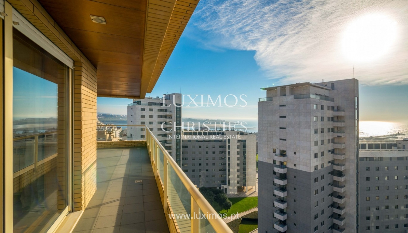 Wohnung mit fantastischer Aussicht in Foz do Douro, Porto, Portugal_91740