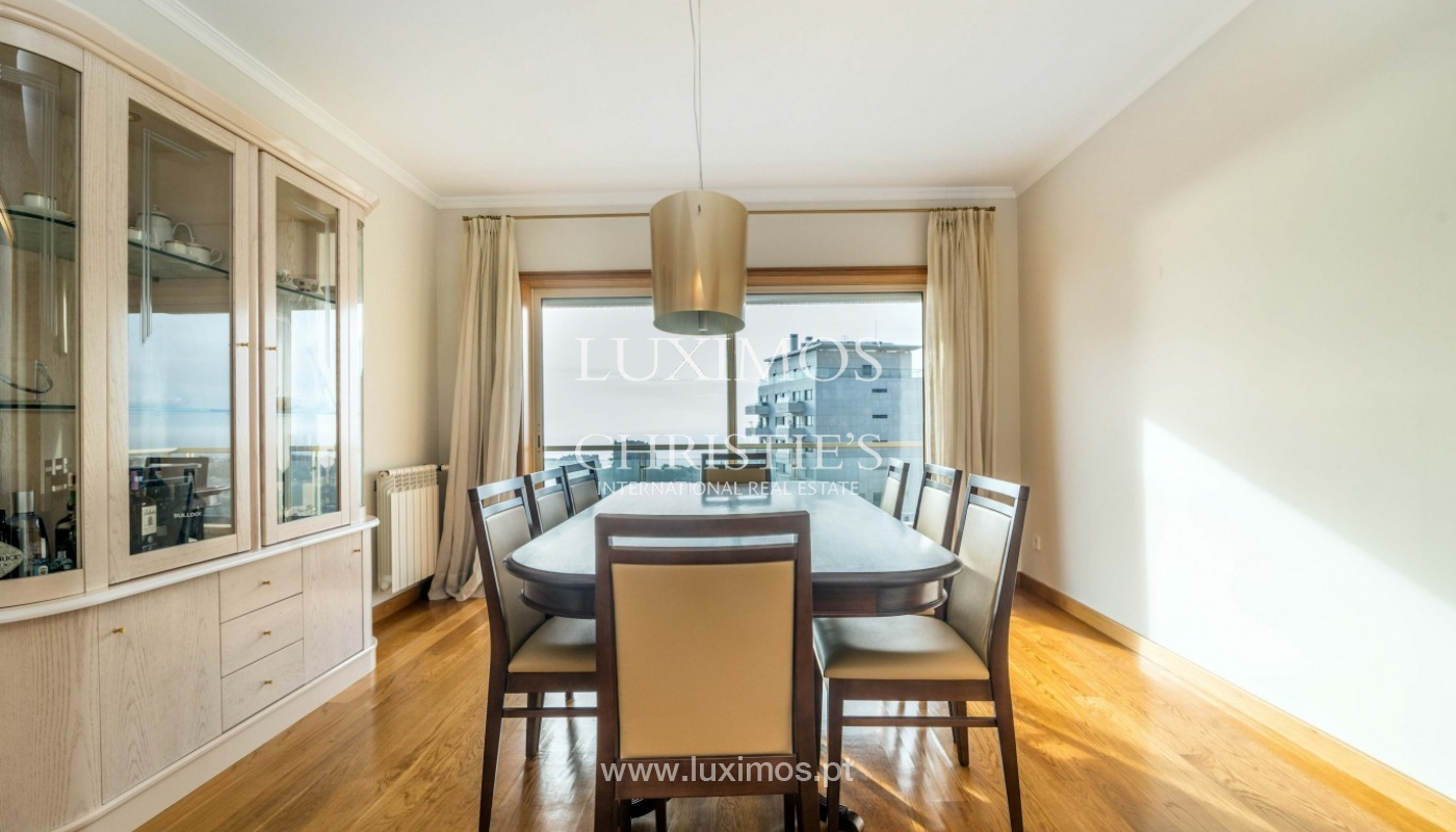 Wohnung mit fantastischer Aussicht in Foz do Douro, Porto, Portugal_91746