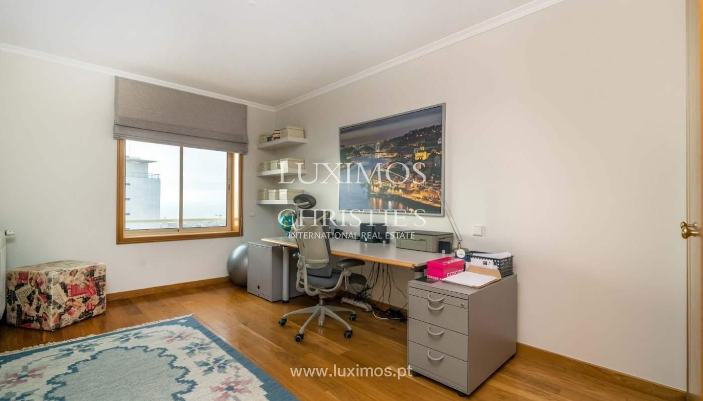 Wohnung mit fantastischer Aussicht in Foz do Douro, Porto, Portugal_91755