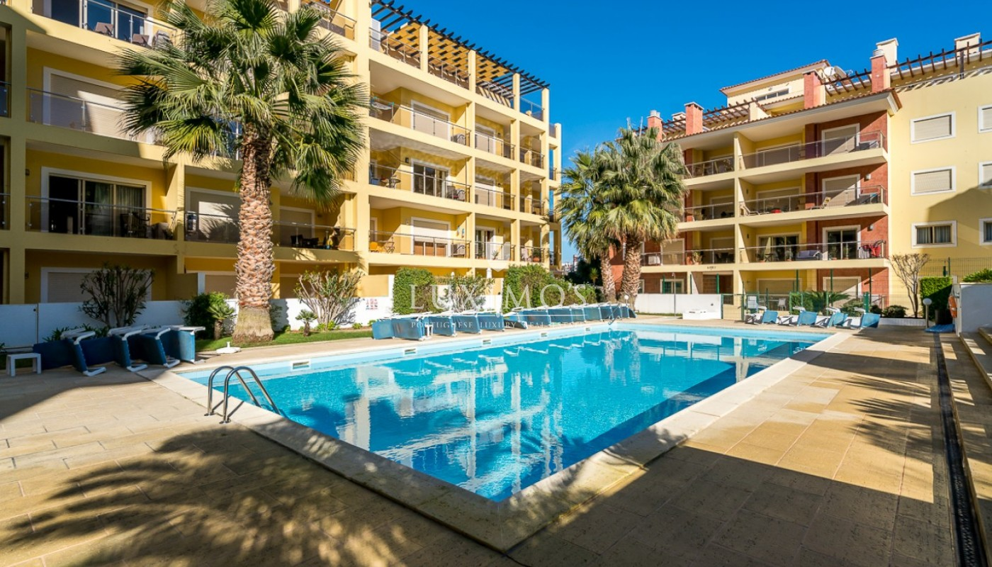 Sale of modern apartment with pool in Lagos, Algarve, Portugal_91803