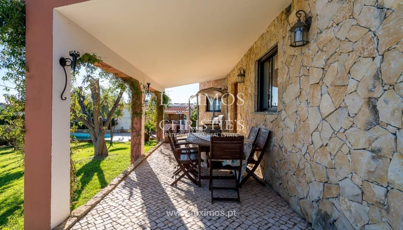 Venda de moradia com piscina em Portimão, Algarve_91827