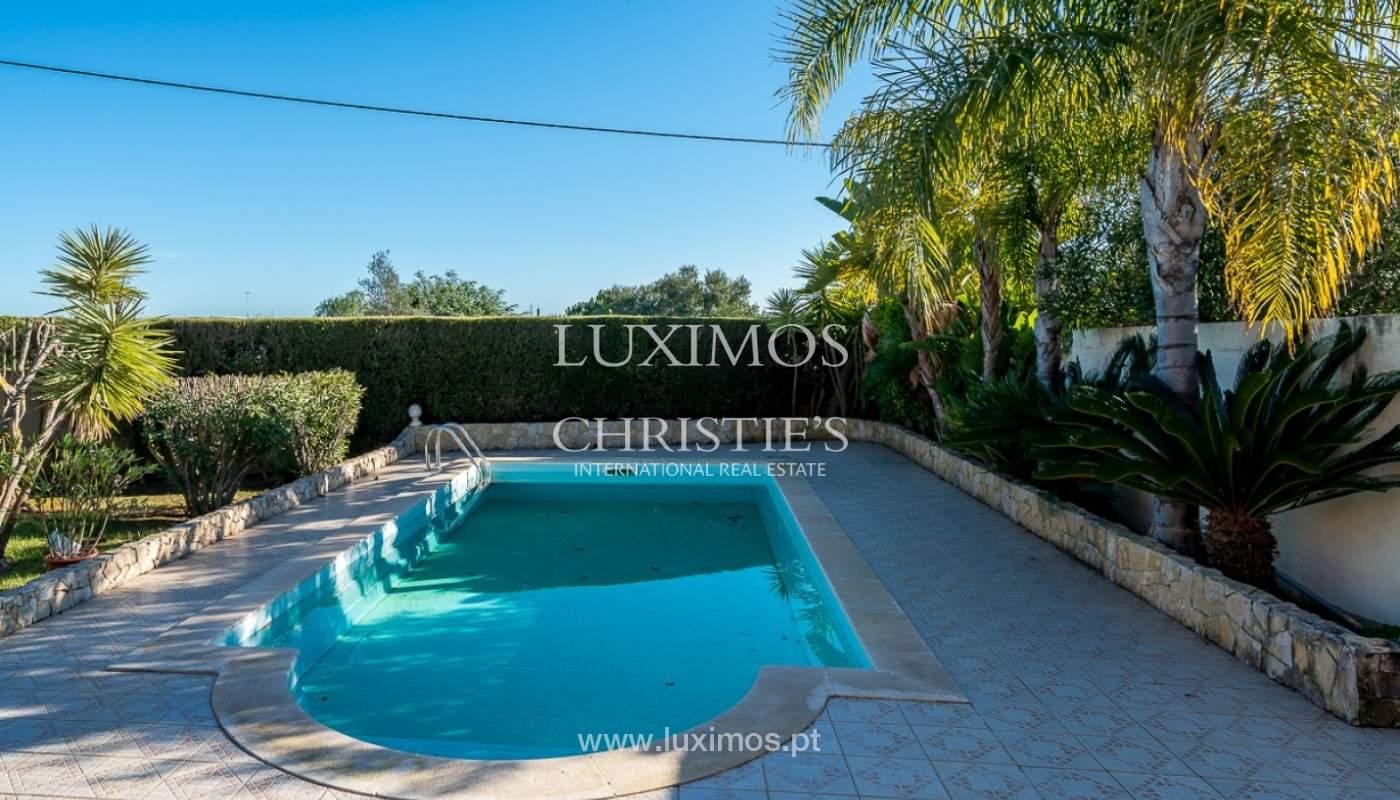 Venda de moradia com piscina em Portimão, Algarve_91830