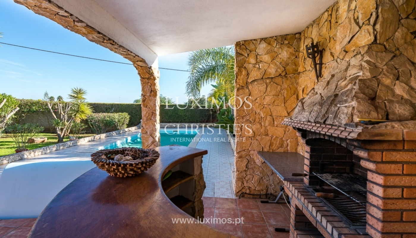 Sale of villa with pool in Portimão, Algarve, Portugal_91831