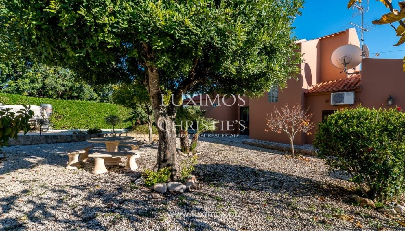 Venda de moradia com piscina em Portimão, Algarve_91833