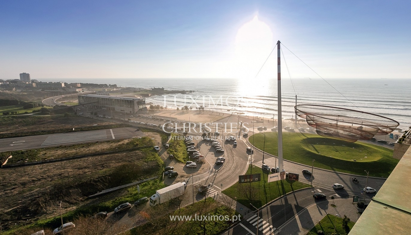 Sale of apartment with ocean views, Matosinhos Sul, Porto, Portugal_92045
