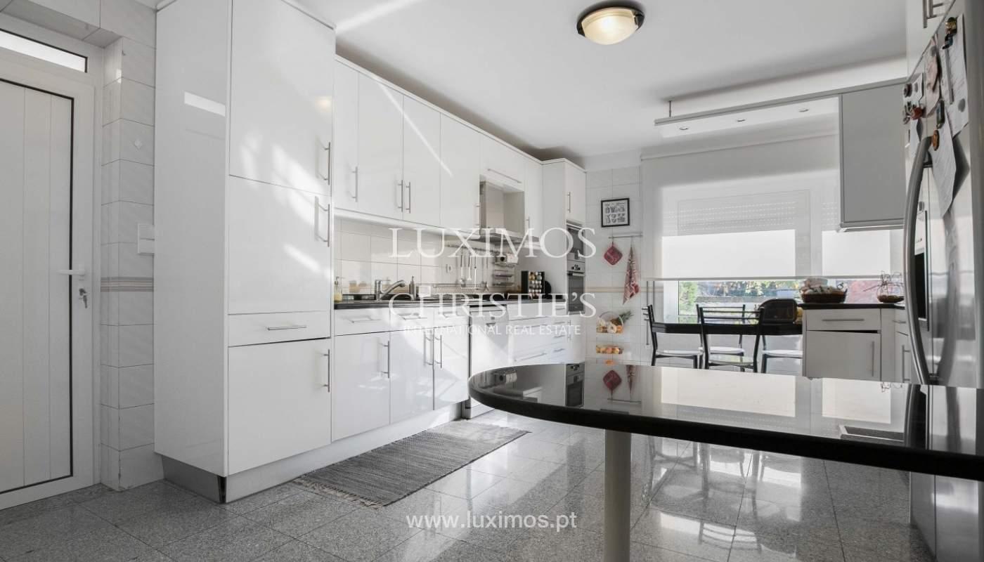 Verkauf von moderne villa 4 Fronten mit Garten, Porto, Portugal _92068