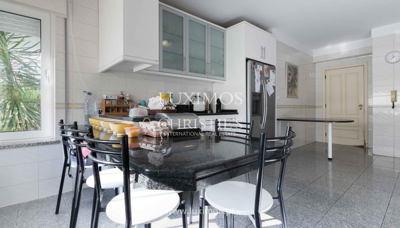 Verkauf von moderne villa 4 Fronten mit Garten, Porto, Portugal _92070