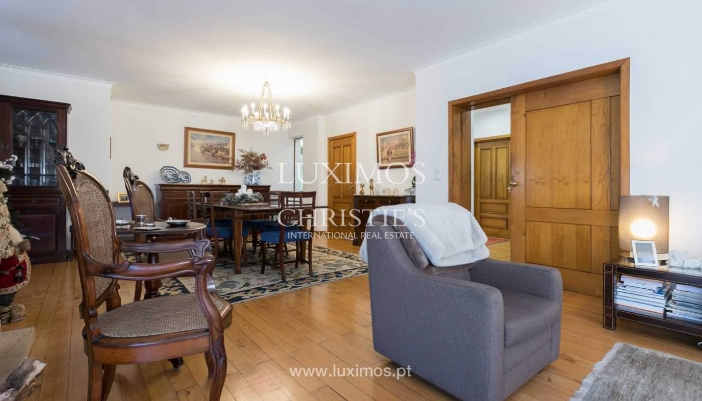 Verkauf von moderne villa 4 Fronten mit Garten, Porto, Portugal _92071